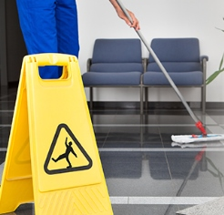 Insurance cleaning services