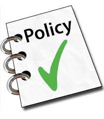 POLICY OF NON-CONTRACT OF STAY